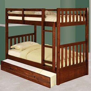 Three bed bunk bed for Sale in Austin, TX