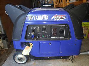 Yamaha 3000iseb. RV Inverter generator for Sale in Doylestown, PA