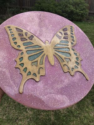 Butterfly painting / wall decor/ artwork for Sale in Katy, TX
