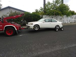 Car too low for a flatbed??? for Sale in Oakland, CA