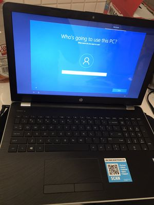 HP Notebook 15.6 for Sale in Dallas, TX