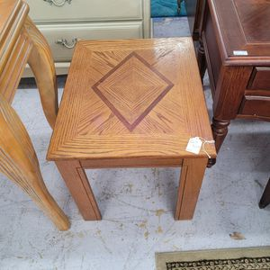 Small Wood Side Table for Sale in Port Richey, FL