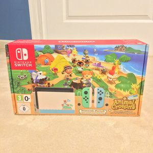 Nintendo Switch Animal Crossing: New Horizon Special sedition - EU Plug for Sale in Penllyn, PA