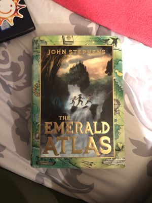 The Emerald Atlas John Stephens for Sale in Akron, OH