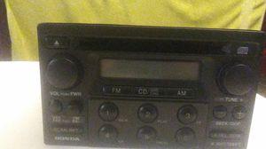 HONDA. FM.CD.AM STEREO ORIGINAL for Sale in Los Angeles, CA