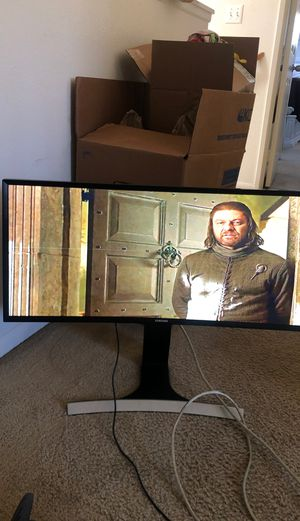 """SAMSUNG 29"""" CURVED MONITOR for Sale in San Diego, CA"""