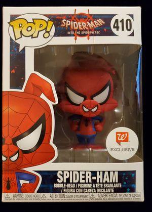 Spider ham funko pop !!!! for Sale in Phoenix, AZ