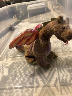 """TY Beanie Babies. """"Scorch"""" the Dragon for Sale in Columbus, OH"""