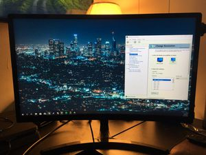 "Acer 24"" Curved 144hz 1080p Monitor for Sale in Osterburg, PA"