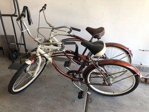 """Schwinn Twins!! Set of 2 bikes. 26"""" wheels for Sale in Las Vegas, NV"""