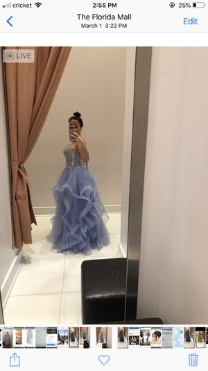 Prom gown / Formal gown for Sale in Kissimmee, FL