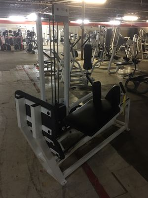 Old School FlexFitness Thighsolator Leg Press for Sale in Bellaire, TX
