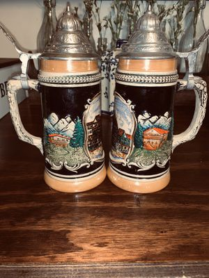 Beer steins for Sale in Fort Worth, TX