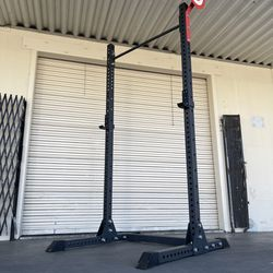 SQUAT STAND WITH PULL UP BAR for Sale in Irvine,  CA