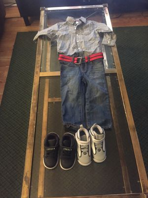Kids clothes and Jordan sneakers for Sale in Philadelphia, PA