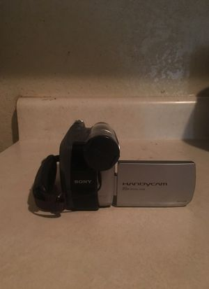 Sony digital zoom camcorder for Sale in Pittsburg, CA