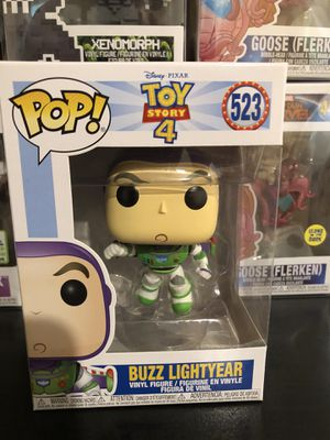 Funko Pop Disney Toy Story 4 Buzz Lightyear Collectible for Sale in Long Beach, CA