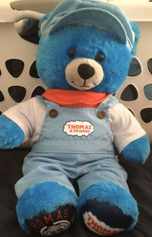 Thomas and Friends Build A Bear with outfit for Sale in Temple Terrace, FL