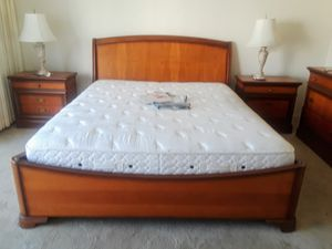 Italian made bedroom set for Sale in West Hollywood, CA