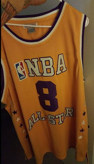 Kobe All Star Jersey for Sale in Lynchburg, VA