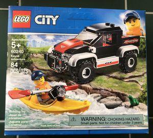 $10 LEGO City Kayak Adventure Set (60240) for Sale in Las Vegas, NV