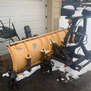 Minute Mount 2 Plow 8' for Sale in Bristol, CT