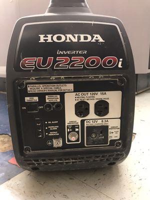 Honda quite Generator for Sale in Austin, TX