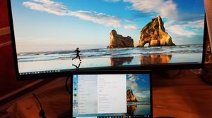Dell 34in curved led monitor for Sale in Fort Lee, NJ