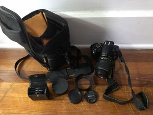 Nikon D3100 DSLR Camera for Sale in St. Petersburg, FL