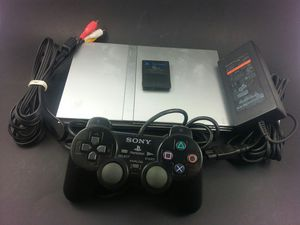 Ps2 Slim With Games for Sale in Inglewood, CA