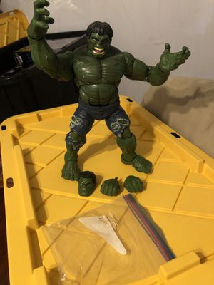12inch marvel legends and more check out my page! for Sale in Santa Clara, CA