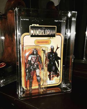 The Mandalorian figure HOT funko gold Hollywood FUNKO POP for Sale in Orange, CA
