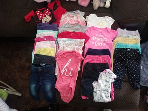 6-12 mth baby girl clothes for Sale in Fresno, CA