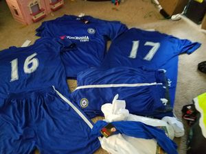 Soccer Uniforms for sale. 18 sets for Sale in Rogers, AR