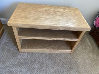 Wood Tv stand for Sale in Crockett,  CA