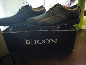 FJ ICONS GOLF SHOES BRAND NEW for Sale in Scottsdale, AZ