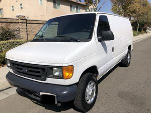 2005 Ford E250 Cargo Van for Sale in Chino, CA