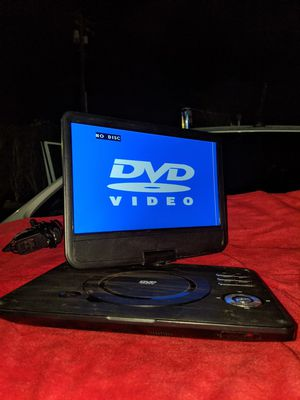 """10"""" Portable DVD Player for Sale in Tacoma, WA"""