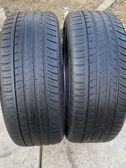 2 tires 275/55/20 radial for Sale in Bakersfield,  CA