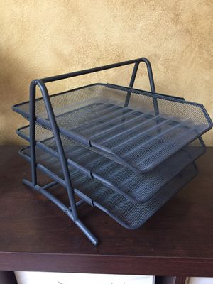 Letter Tray for Sale in Issaquah, WA