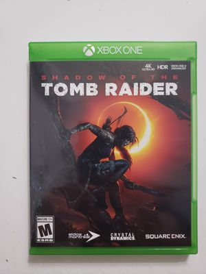 Shadows of the tomb raider for Sale in Hialeah, FL
