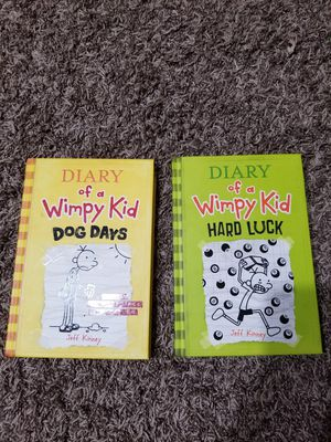 Diary of Wimpy Kid for Sale in Salida, CA