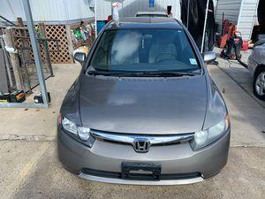 2008 Honda civic( 102,000 ) for Sale in Lafayette, LA