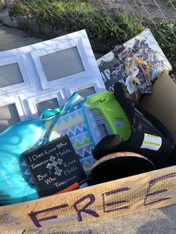 FREE Household Items for Sale in Citrus Heights,  CA