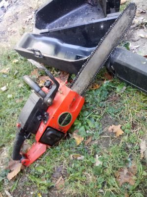 Craftsman chain saw for Sale in Columbus, OH