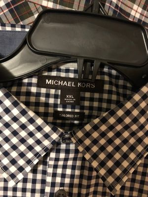 Michael Kors Buttoned Down Shirt Sz2X for Sale in Columbia, SC