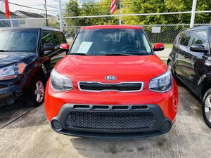 2014 KIA SOUL CLEAN TITLE DISCOUNT 500$ TODAY for Sale in Houston, TX
