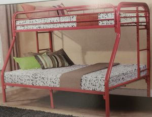 BUNK BEDS W MATTRESS / CAMAS DE VENTA for Sale in Denver, CO