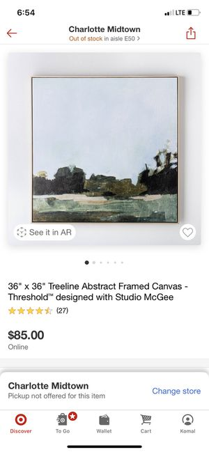 Frame ( new ) for Sale in Charlotte, NC