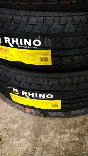 2 New trailer tires 235/80/16 for Sale in Apopka, FL